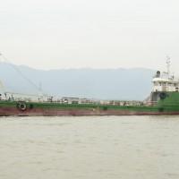 急售2011年440吨双底沿海溢油污油船