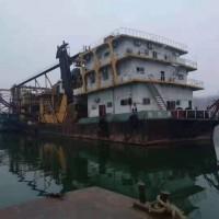出售2001年造内河4800马力吸沙船 自航吸沙船 采沙船