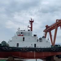 2019年4000马力沿海全回转拖轮