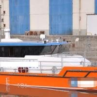 售双体铝合金客船
