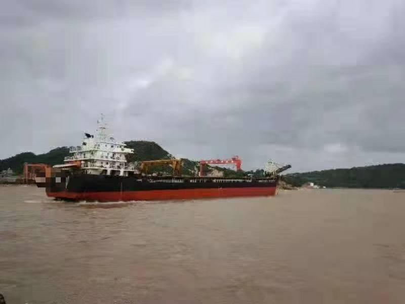 出售新造12000吨自吸自卸沙船