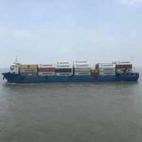 急售2012年5700吨沿海多用途船