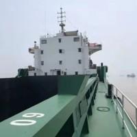 出售2012年造6000吨沿海敞口多用途船