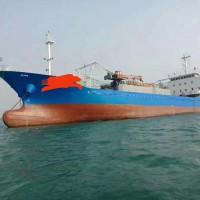 出售2012年造1500吨沿海冷冻 冷藏船