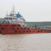出售2011年造10600马力近海带对外消防三用拖轮