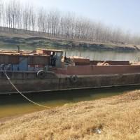 自卸工程船