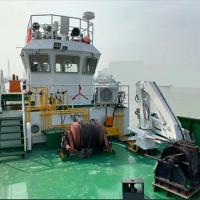 出售2019年造沿海500马力港作拖轮