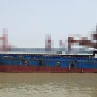出售2005年3000吨沿海集装箱船