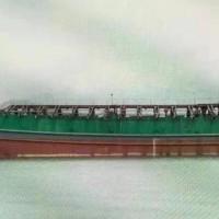 出售2012年造实载2400吨内河自吸自卸沙船