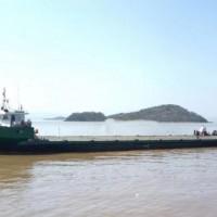 出售2011年造680吨沿海前驾驶多用途船