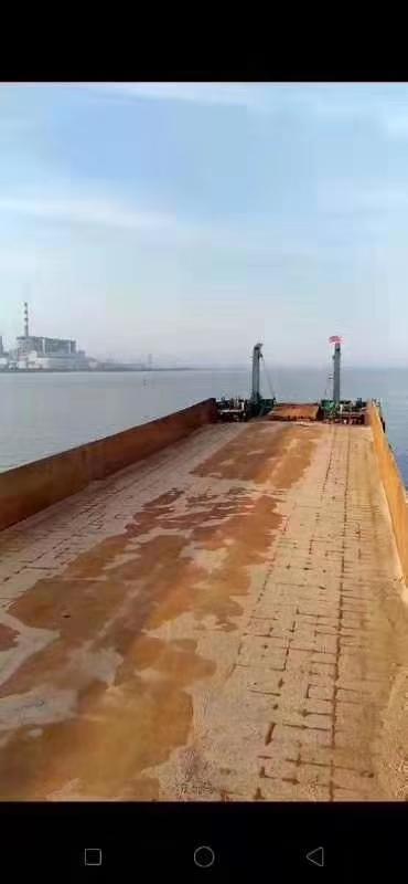 出售5000吨甲板驳
