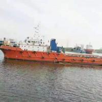 出租2009年造3300马力近海三用拖轮
