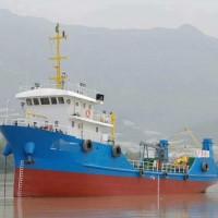 500吨溢油回收船CCS沿海证书
