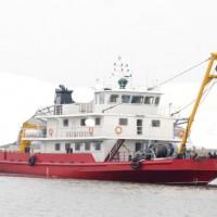 出售2016年造3000马力近海起锚/拖带多用途拖轮