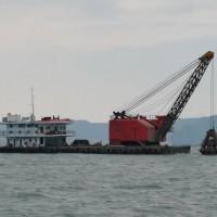 出售2007年造沿海抓斗挖泥船