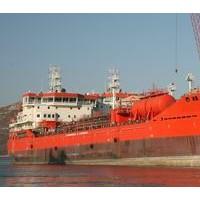 出售2012年886吨沿海CCS化学品船