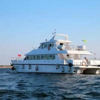 售:2014年沿海27米双体高速客船