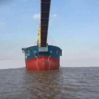 出售2016年造10000吨沿海自吸自卸沙船