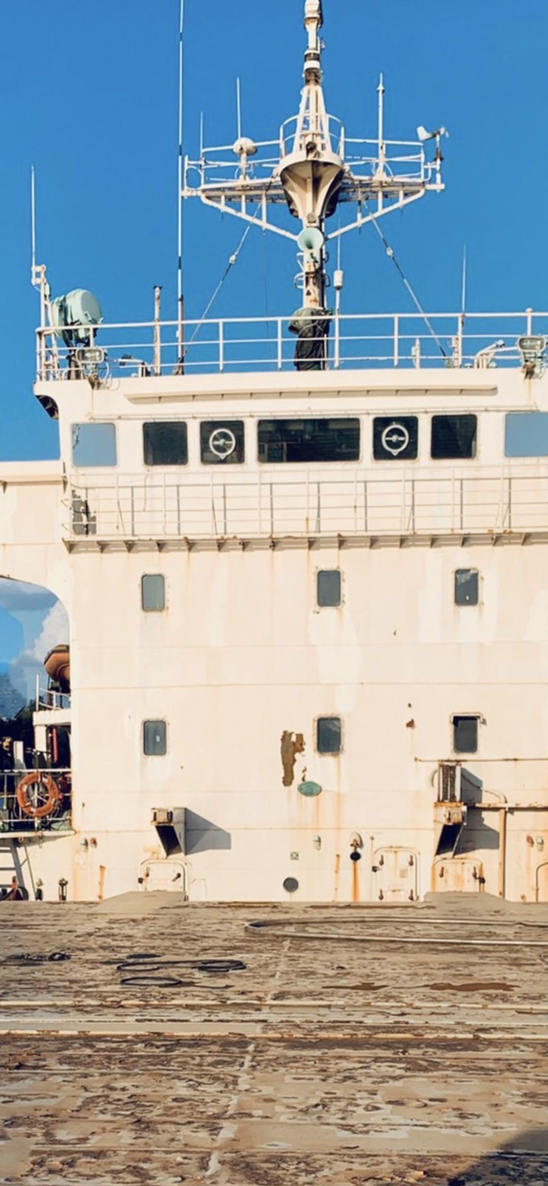 出售2600吨日本集装箱船
