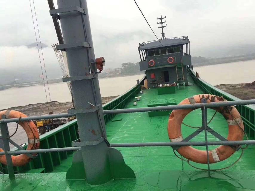 出售600吨鱼油船