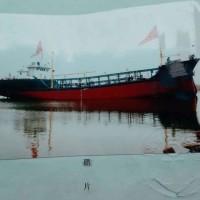 售:2008年近海574T油船