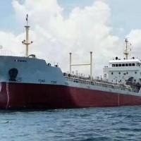 售:2010年近海1400吨双壳一级油船
