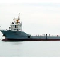 售7800吨前驾驶驳船