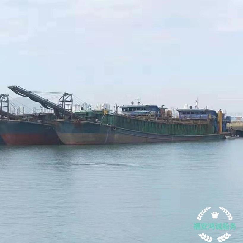 出售2500吨内河自吸自卸砂船