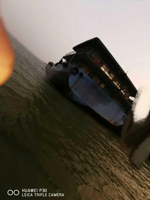 内河自卸沙船5500吨
