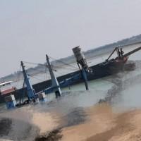 出售6200吨自卸沙船