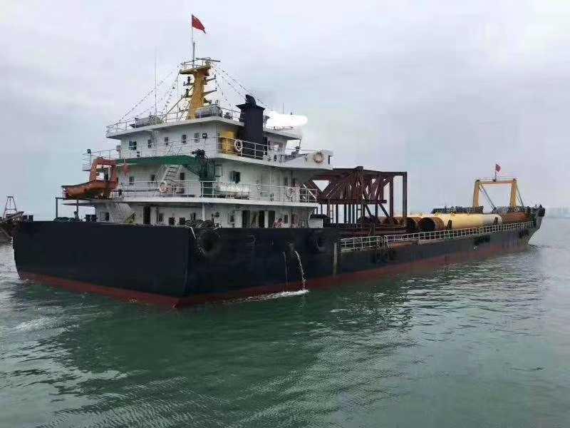 出售4800吨甲板驳