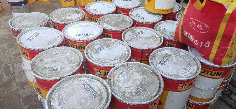 长期处理低价库存油漆需要的联系