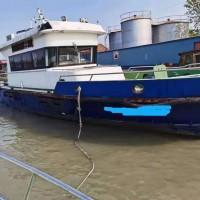 出售2005年造钢质公安退役巡逻艇
