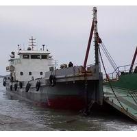 出售2011年造550吨沿海自航驳船