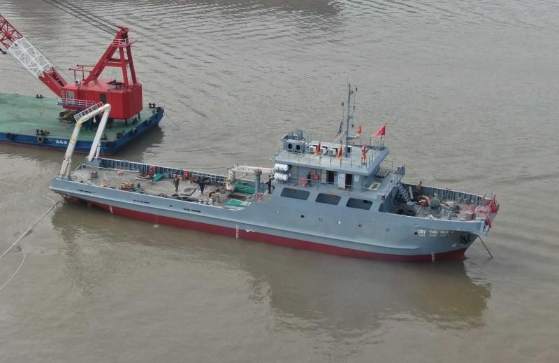 48米海洋勘测船