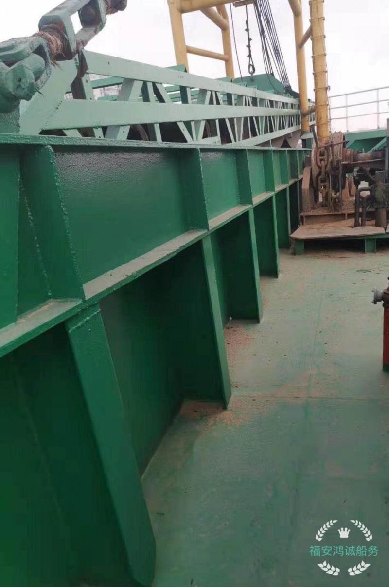 出售5000吨沿海自卸砂船
