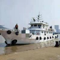 售2016年江苏造36.8米近海风电运维船