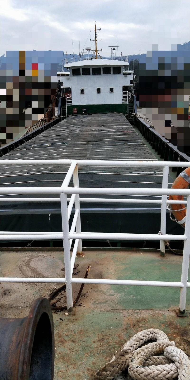 出售:1000吨货改油船