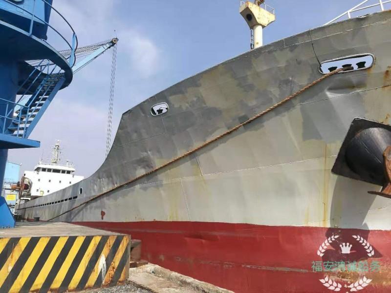 出售2006年造3400吨干货船