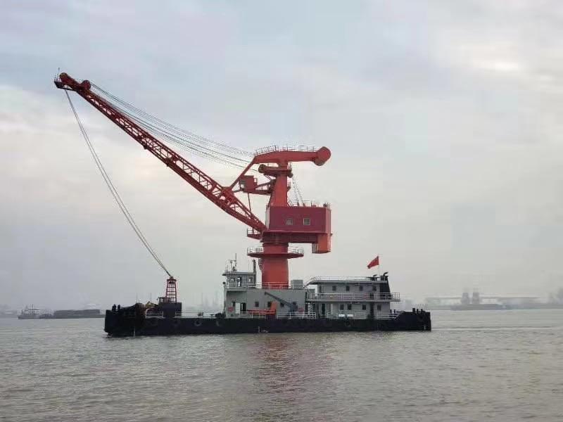 双315近海浮吊船