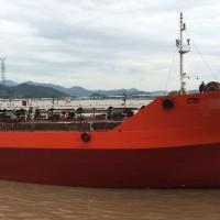 出售1条2018年造5754M3油化船