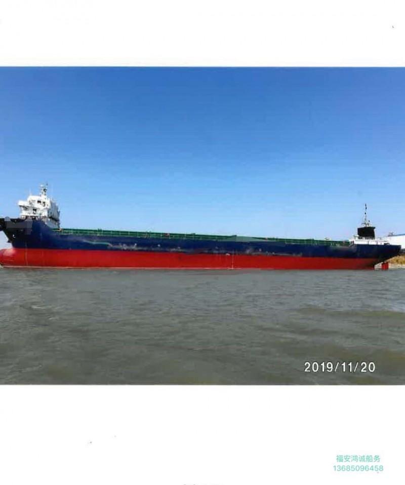 出售新建造10800吨沿海集装箱船