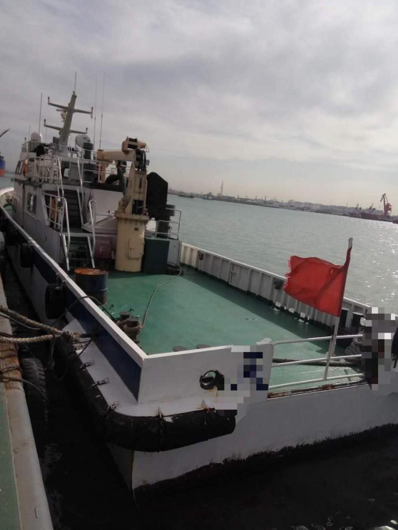 30米交通船出售