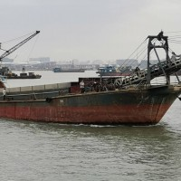 售:2010年内河1100吨自卸卸船