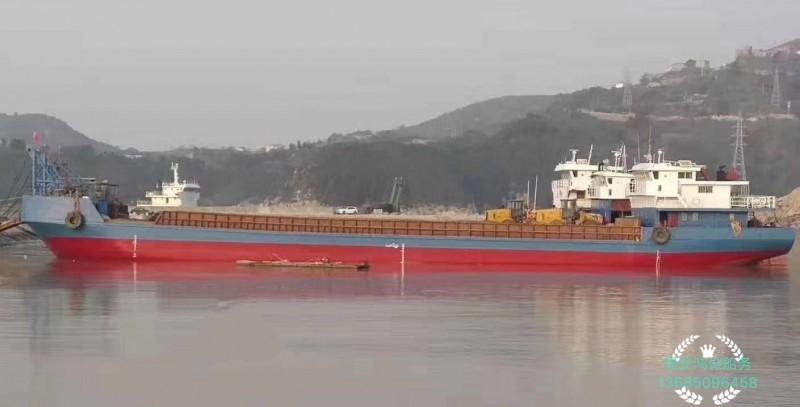出售2300吨甲板货船