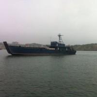 出售1996年造54米滚装船(登陆艇)