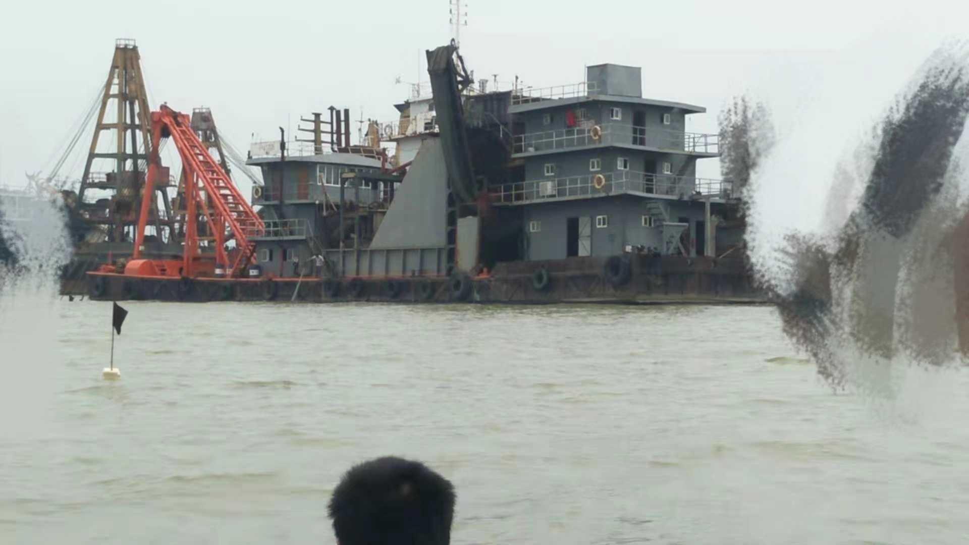 出售工程船