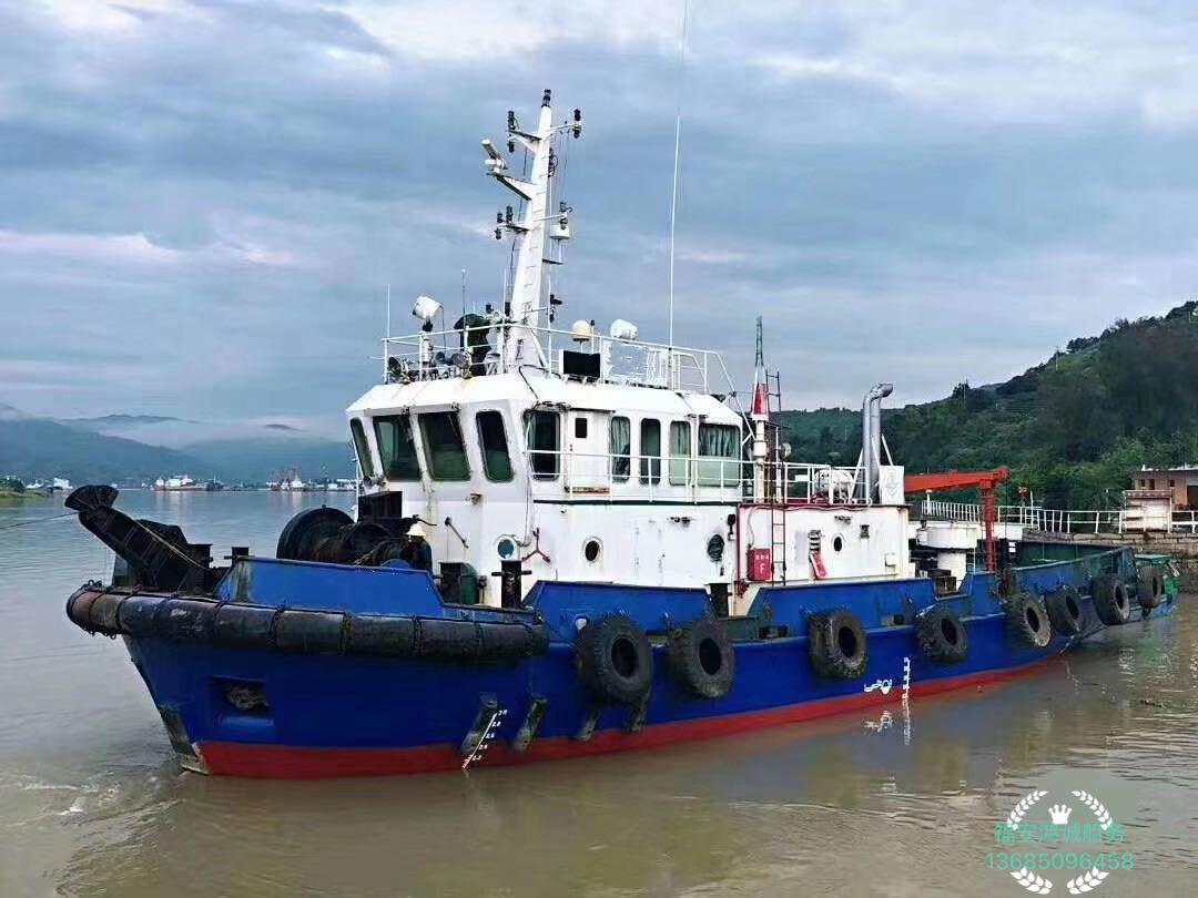 出售1300马力普通拖船