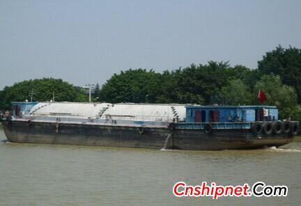罐装水泥船