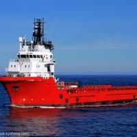 中国著名造船厂转型在建三用工作船平台供应船全部低价销售